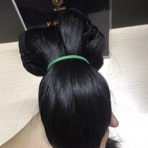 Double Drawn Quality Vietnamese Weft Straight