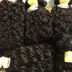 K11 – Pixie Vietnamese best quality weft hair