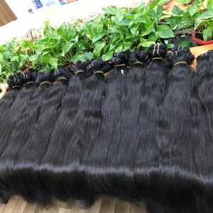 Super Double Drawn Quality Vietnamese Weft Straight
