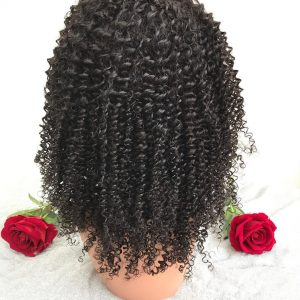 K12 – Kinky Curly Vietnamese best quality weft hair