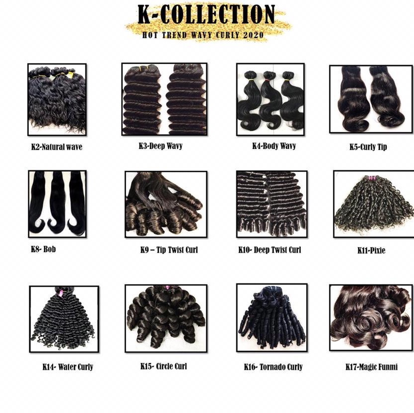 Style of weft hair extensions