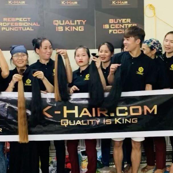 K-Hair factory - Top 1 biggest factory in Vietnam