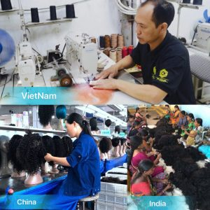 top best vietnamese hair factory 2
