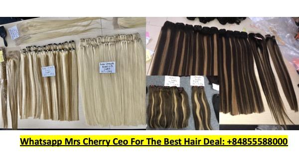 vietnamese hair factory in Lagos Nigeria