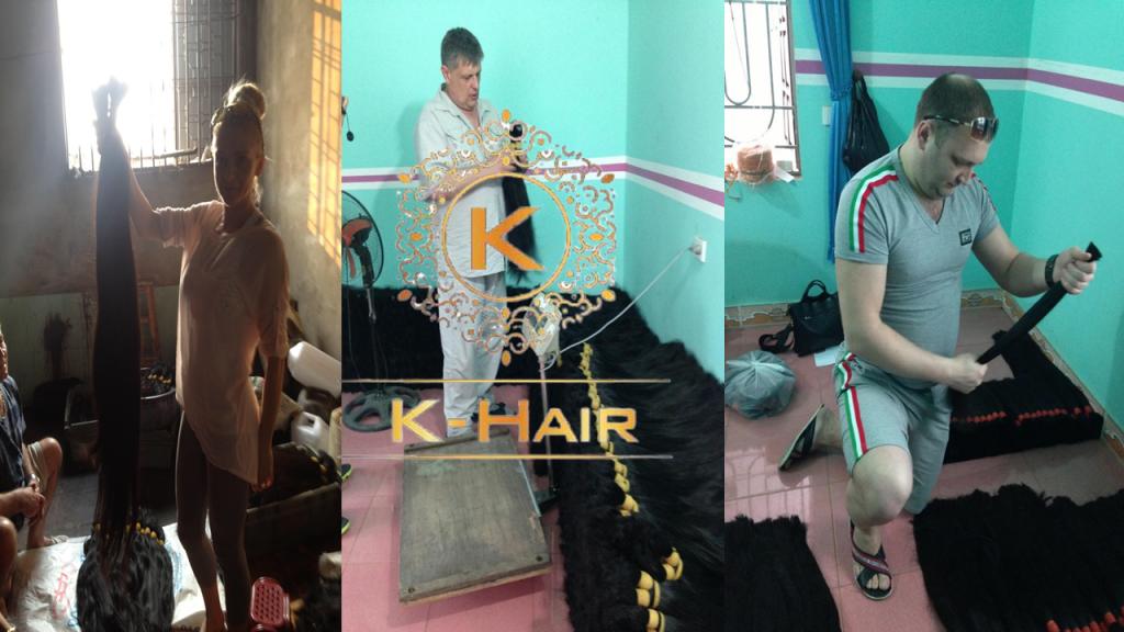 best vietnamese hair supplier russia factory