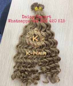 I-tip Hair Extensions from K-hair Factory