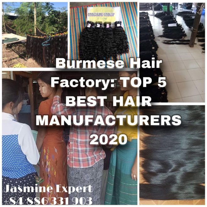 Burmese-hair-factory-top-5-best-hair-manufacturers-2020