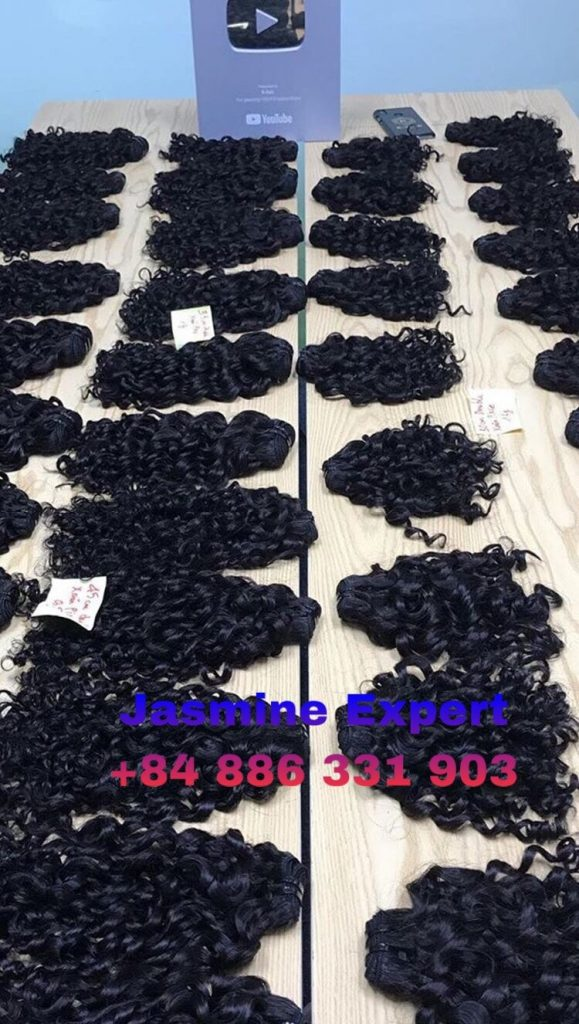 Chinese-hair-extensions-import-human-hair-from-Vietnam