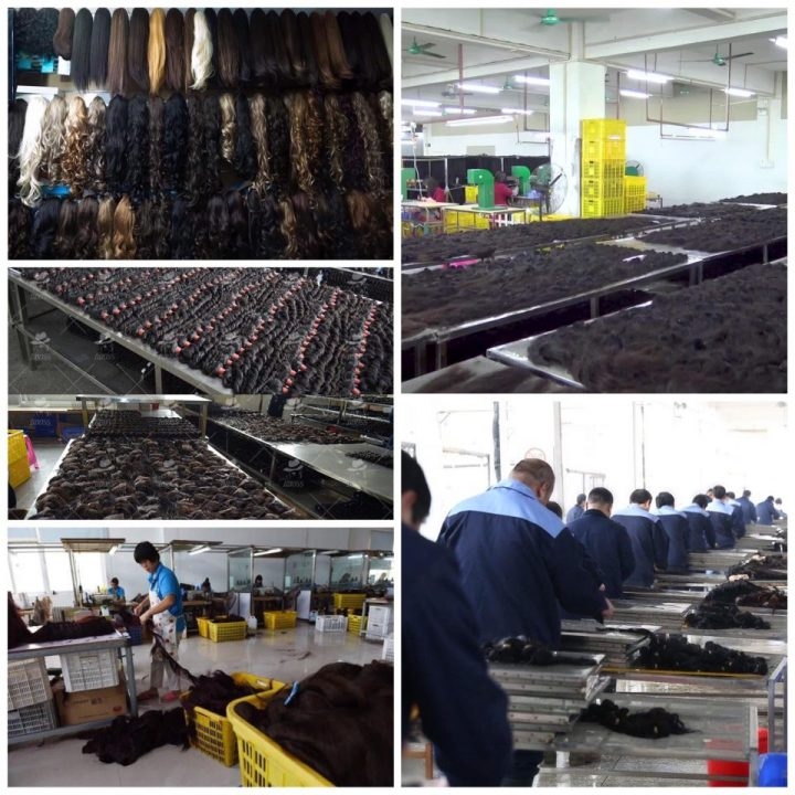 Chinese-hair-extensions-large-scale-factories