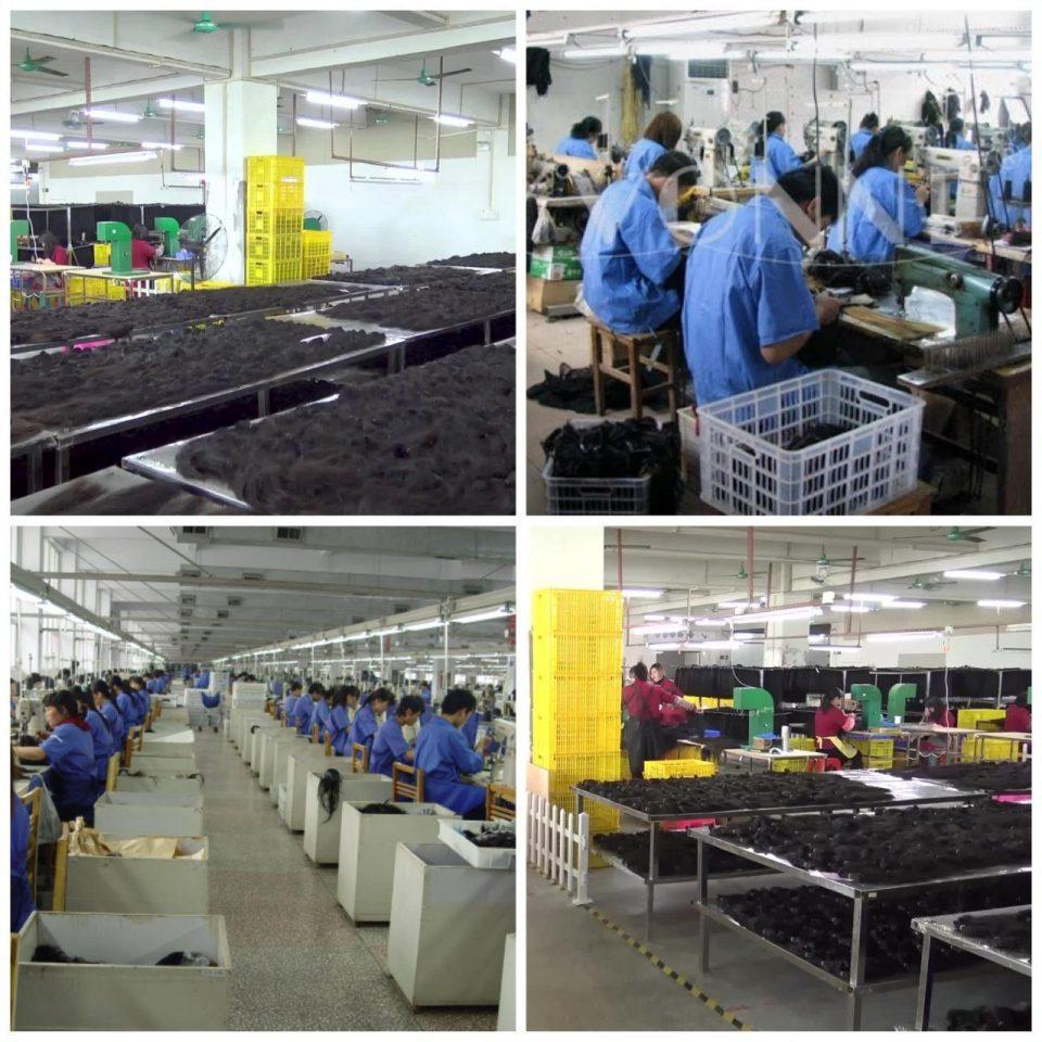 China-hair-factory