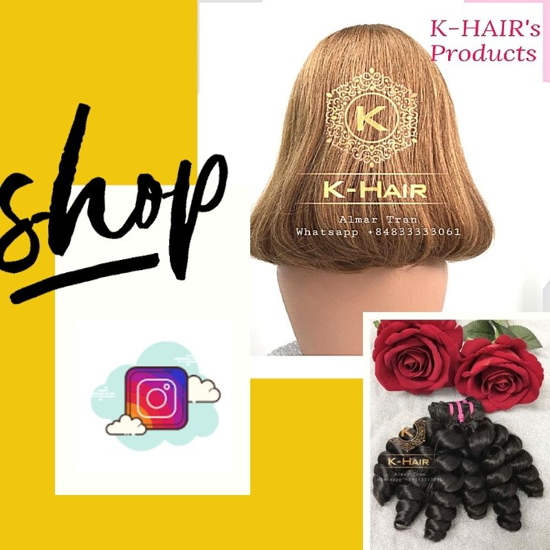 How to resell hairstyles on Instagram