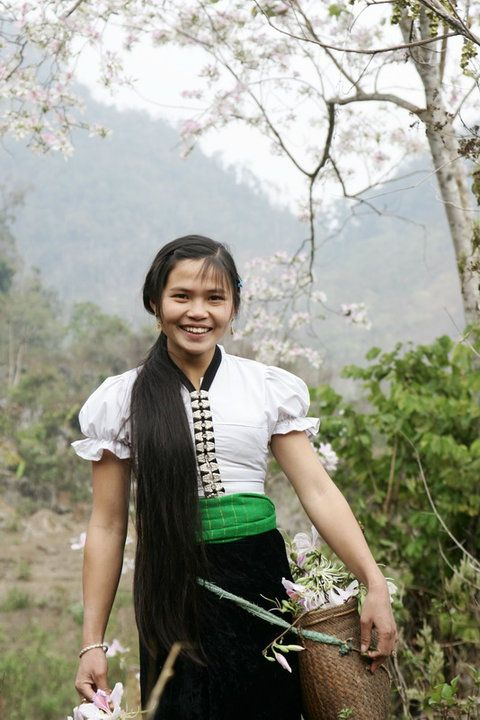 Vietnamese-woman-long-hair