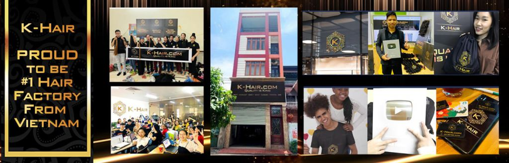 K-hair the best factory in Vietnam