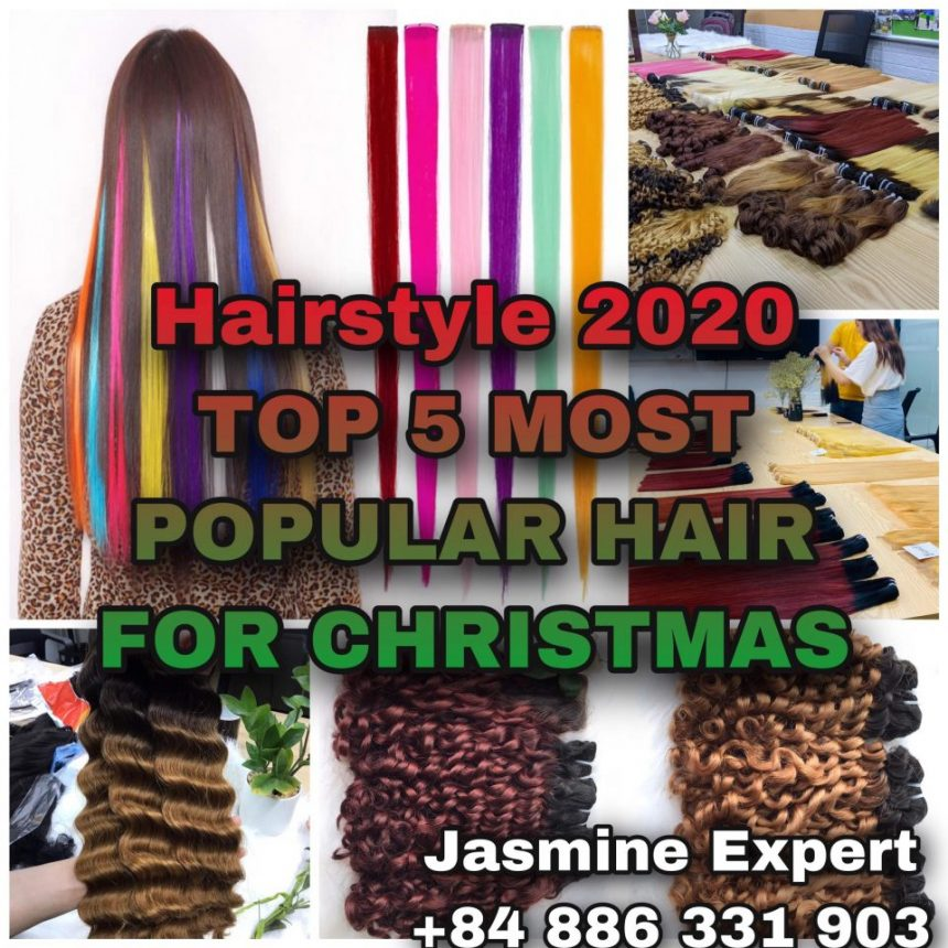 Hairstyle-2020-top-5-most-popular-hair-for-christmas