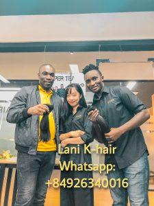 Lani K hair factory