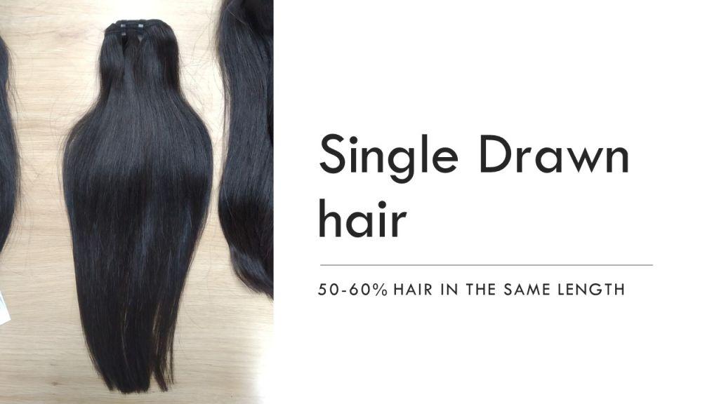 Vietnam hair weft 2