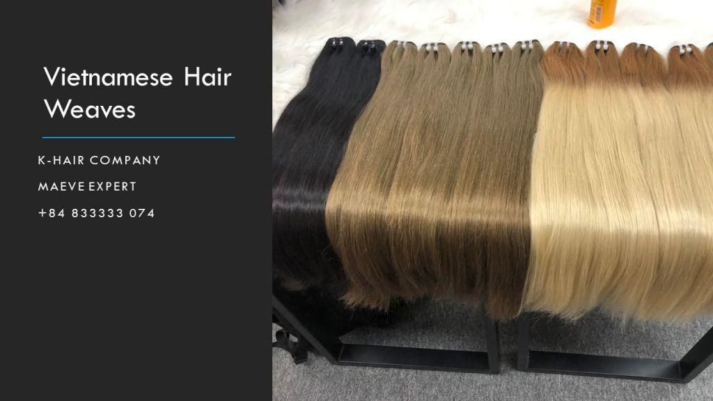 Vietnam hair weft