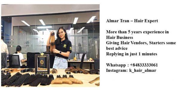Almar K-hair