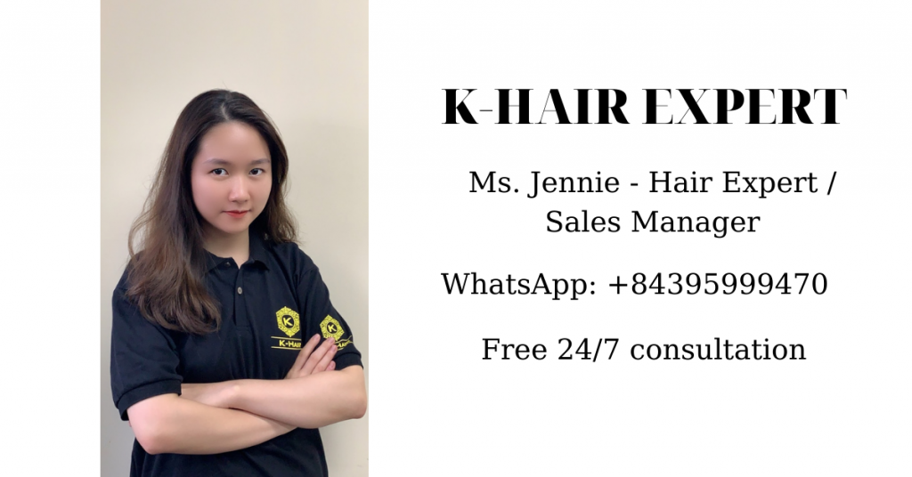 Jennie k-hair factory Grades 9A and 10A hair