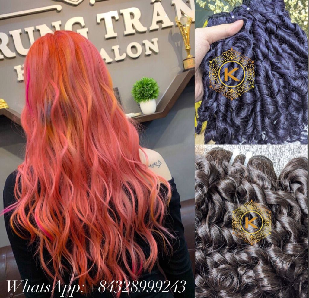 K-Hair Curly Hair Colection