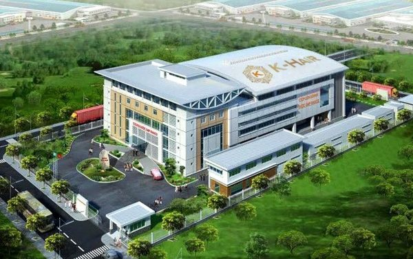 The biggest hair factory in Vietnam