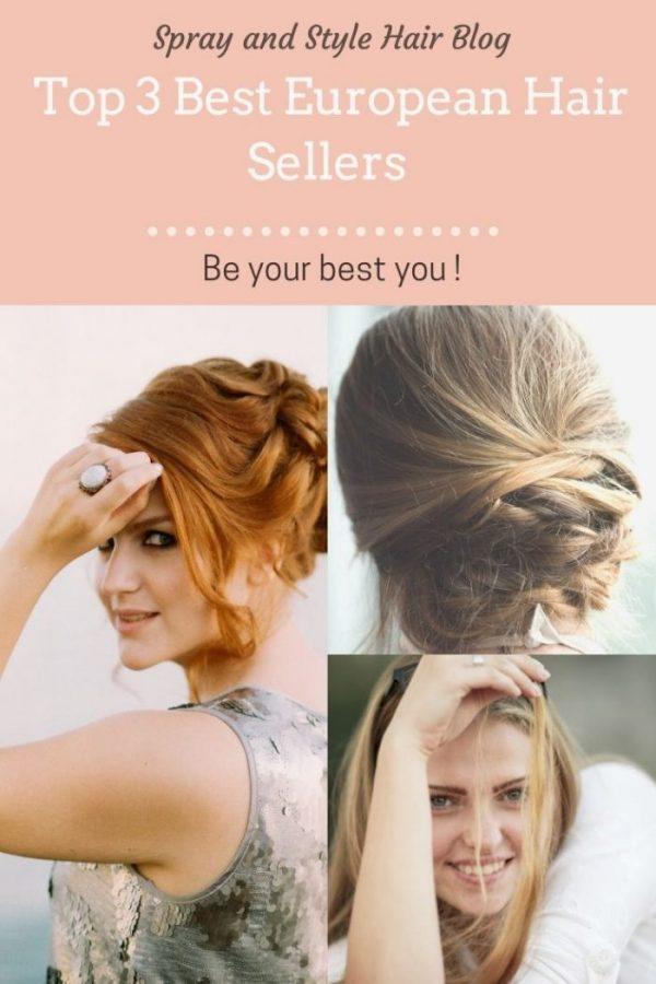 Top 3 Best European Hair Sellers updated 2020