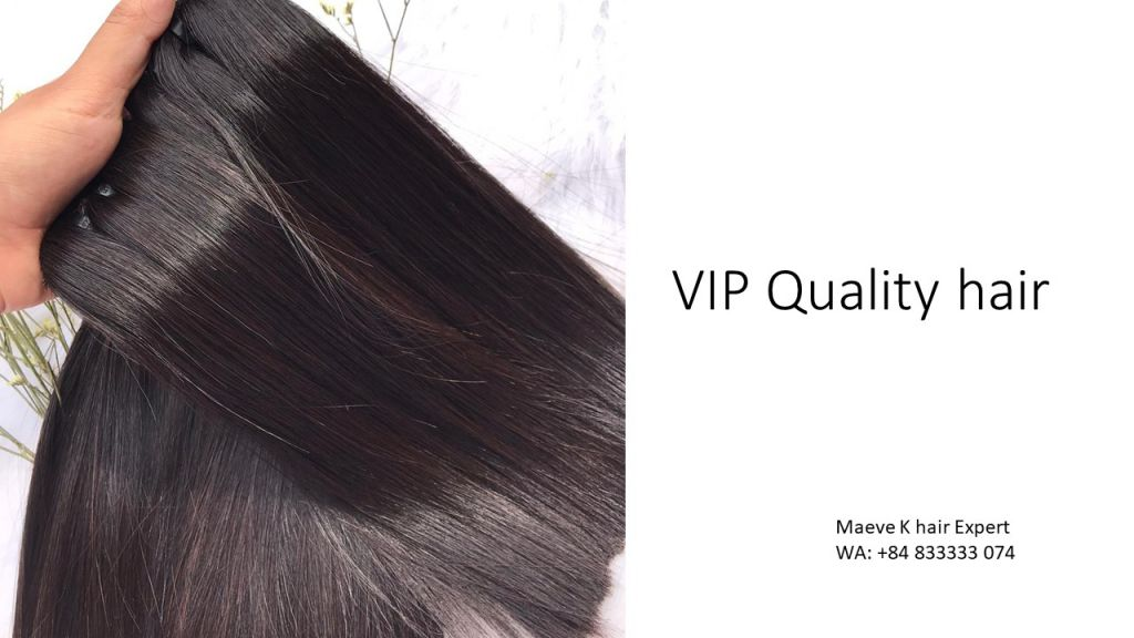 Good quality grade of Vietnamese hair 5