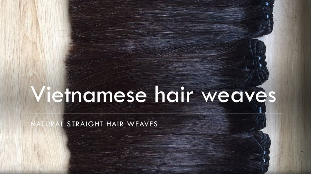 Vietnam hair weft for vendors 1