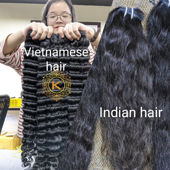 Vietnamese virgin hair vs India virgin hair