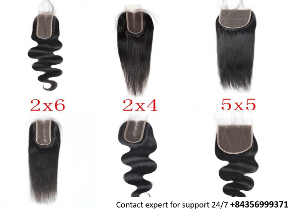 lace-closure-types