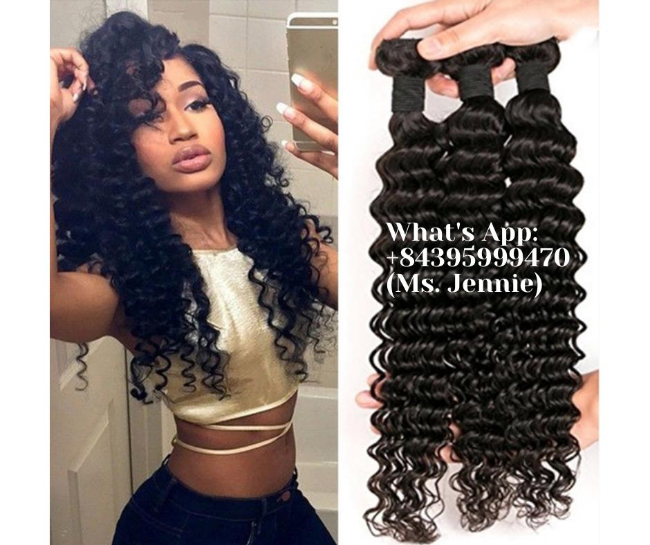 Malaysian-Hair-Deep-wave-K-Hair-Jennie-Expert