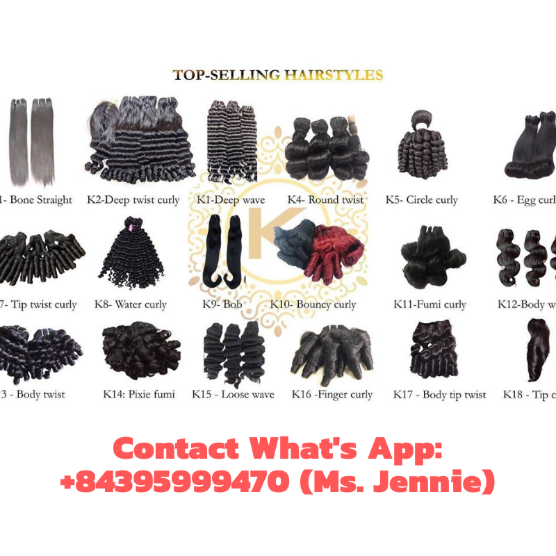 remy hair and non-remy hair catalogue jennie k-hair