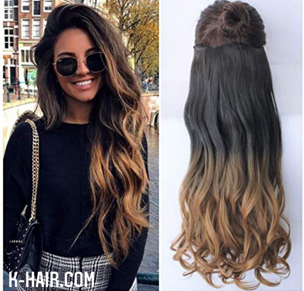 K-Hair CLip-in Hair Extensions