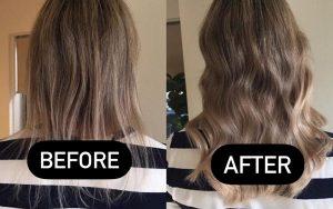 THIN HAIR AFTER CHANGE (K-Hair)