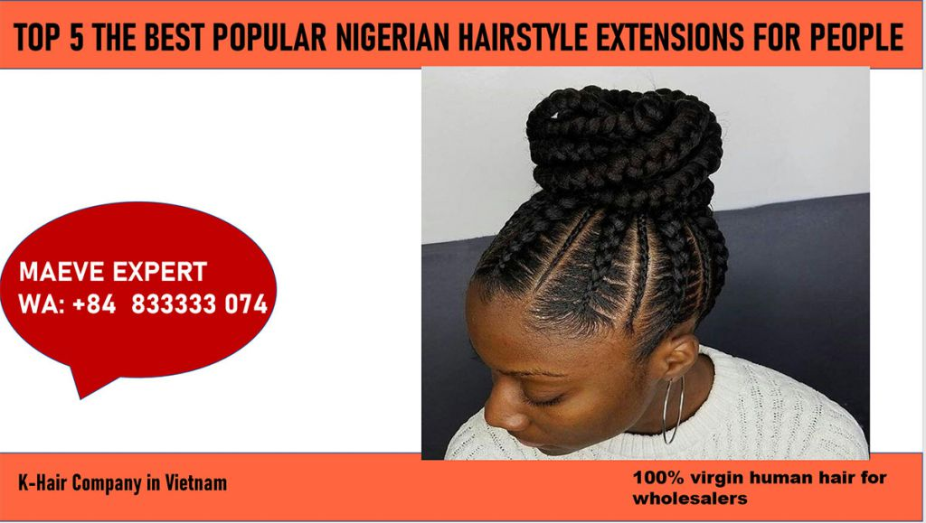 The best Nigerian hairstyle