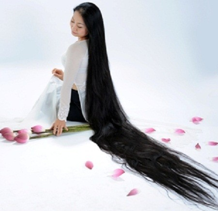 Vietnamese virgin hair with the best quality in the world