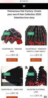 k hair sale 2