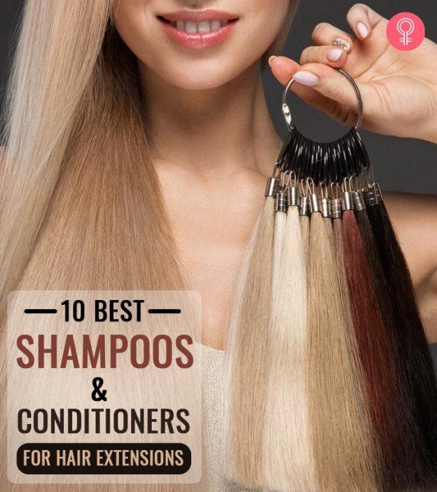 Shampoo For Hair Extensions _ K-Hair