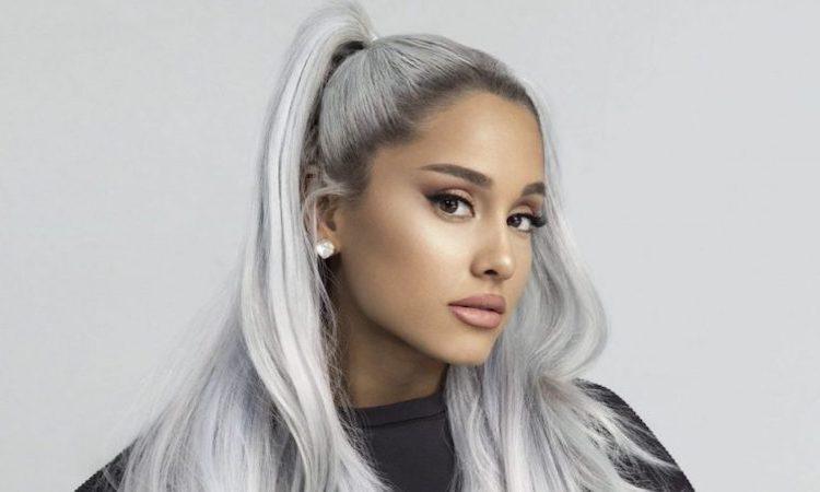 Ariana Grande-Top 10 Celebrities Wearing Wigs