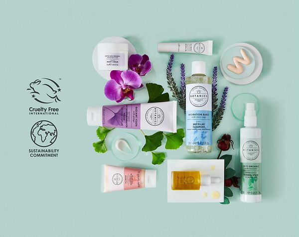 Botanics by Boots Intensely Hydrating Shampoo and Conditioner_K-Hair
