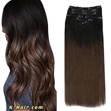 Dark Ombre Hair_Must-Try Ombre Hairstyles