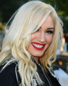 Gwen Stefani-Top 10 celebrities wearing wigs