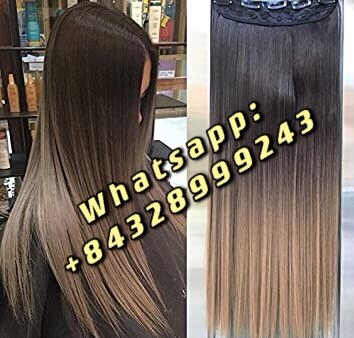 Ombre Straight Hair Must try Ombre Hairstyles