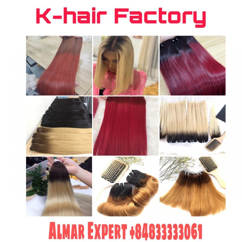 The most trendy Ombre Hair Extension Colors in Africa e1612081884638