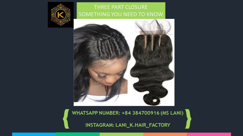 The three part closure
