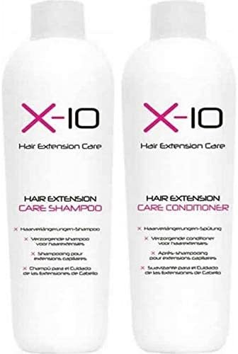 X-10 Hair Extension Care _ Best Recommended By K-Hair