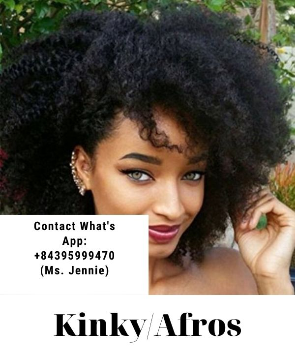 impressive-weft-hairstyles-using-for-first-date-kinky-hair