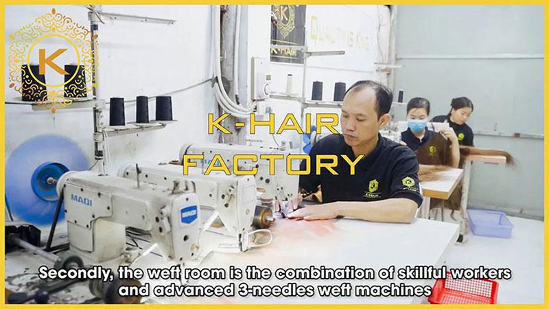 K-HAIR VIETNAM - The Best Wholesale Hair Supplier in Vietnam