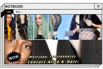 7 Easy Steps To Make A Wig