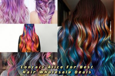 Party Hair Extension Styles_Wholesale Deals